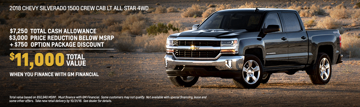 Chevy Dealers Of The Ozarks